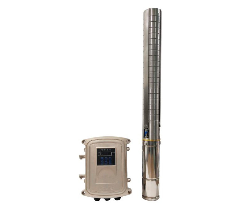 DC DIFFUL SOLAR SUBMERSIBLE PUMP