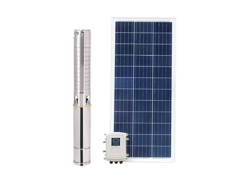 Stainless Steel Solar Submersible Pump