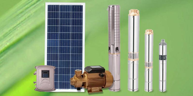 difful solar pump