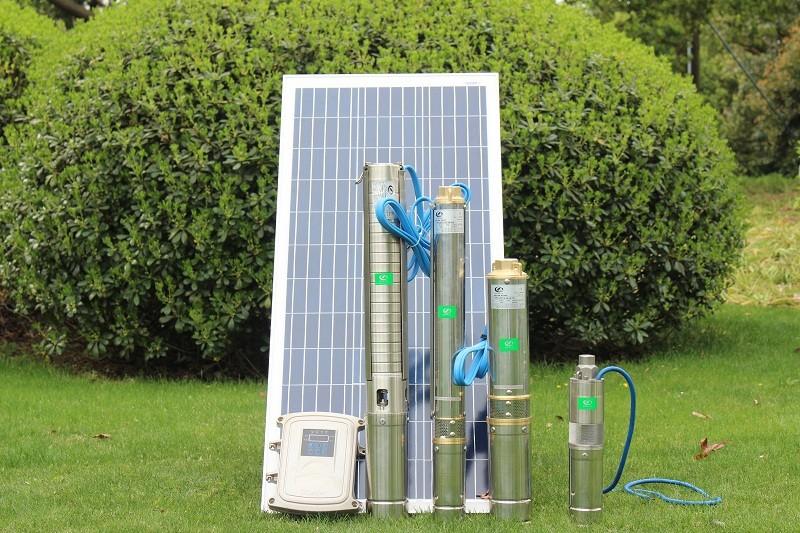 bomba solar diferente