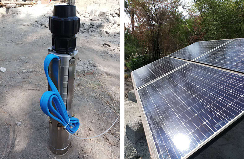 IRAN CUSTOMERS' REFERENCE FOR SOLAR POWERED PUMP 1