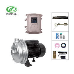 centrifugal surface pump with solar power DC 72V domestic solar pump