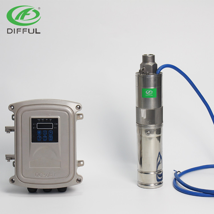 difful solar screw pump