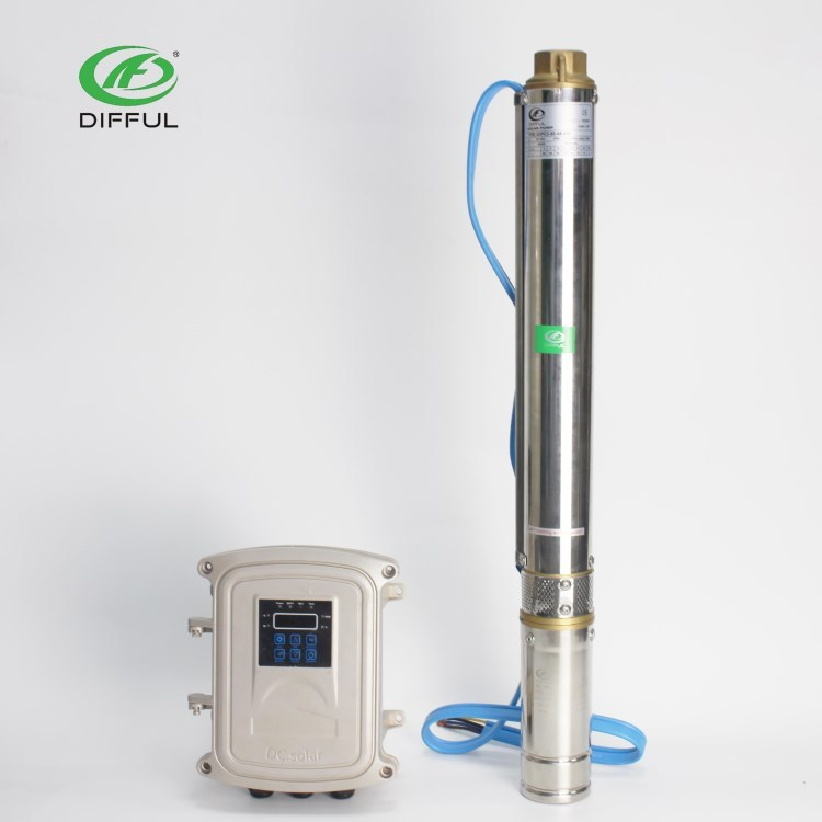 difful solar powered pump