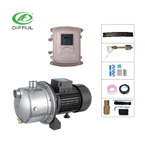 DC brushless JET surface pump