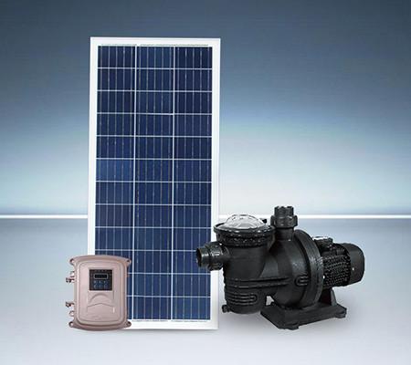 مضخات تجمع الشمسية