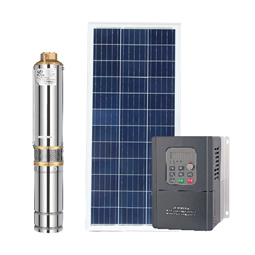 "ac/dc 3"" solar powered pump with plastic impeller"