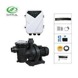 hayward pool filter pool dc solar pump price in Australia 900W solar swimming pool pump