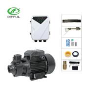 DC peripheral surface solar pump for house using 750W vortex solar pump