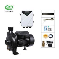 centrifugal surface pump with solar power DC 72V domestic solar pump