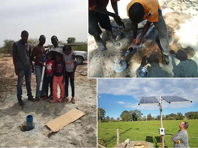 solar pump application