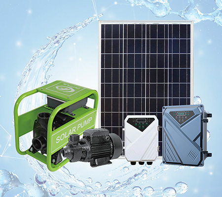 Surface Solar pumps