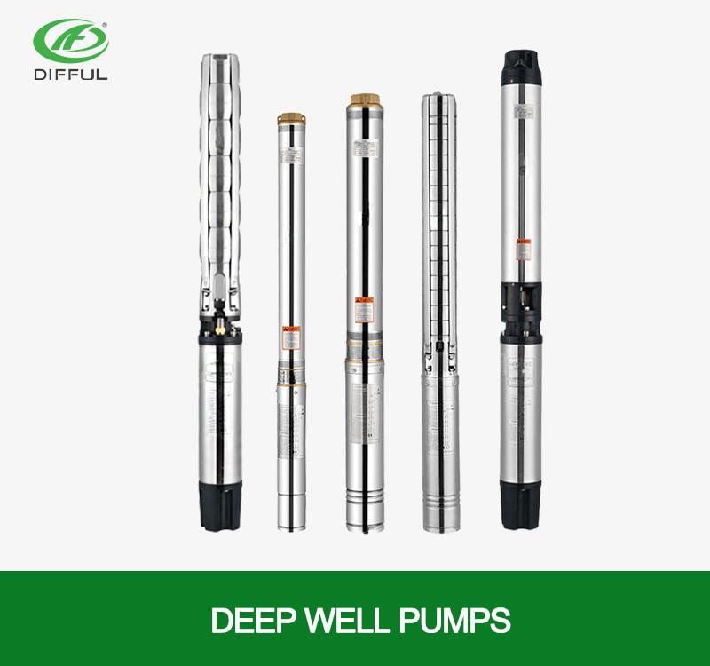 Deep Well Pumps