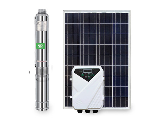 3inch 1hp DC burshless solar pump plastic impeller solar power pump price south africa