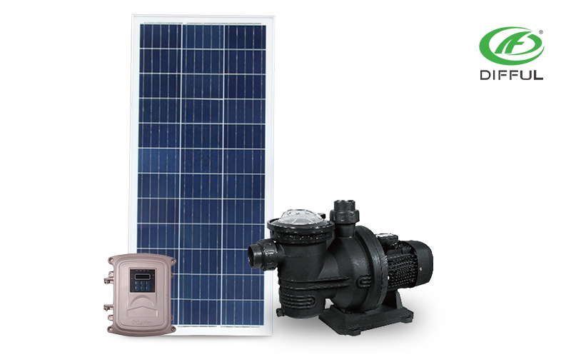 DIFFUL SOLAR POOL PUMP