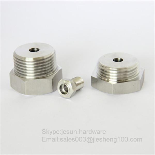 Jiesheng factory customize cnc parts