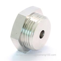 Jiesheng hardware wholesale aluminum turning parts
