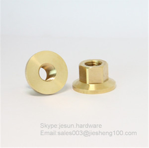 china supplier customize brass cnc parts