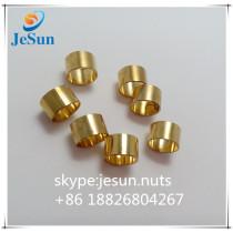 Factory Direct sale Brass Bushing/Brass Spacer/Brass Sleeve