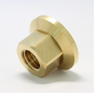 brass thread insert for plastics