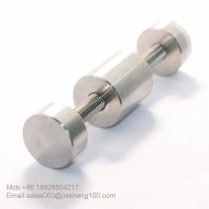 cnc stainless steel parts for glass