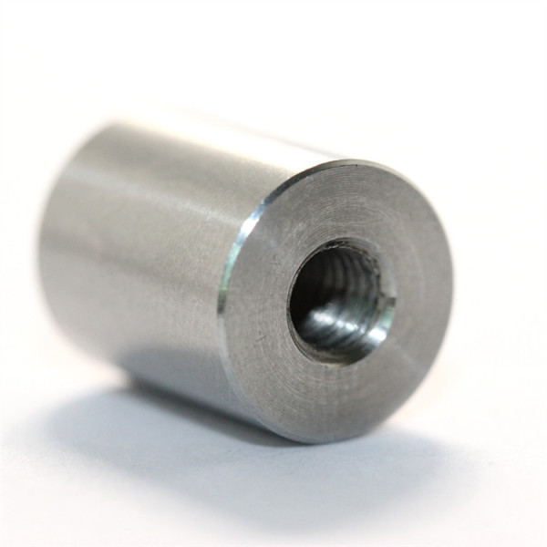Smooth surface treatment cnc stainless steel parts