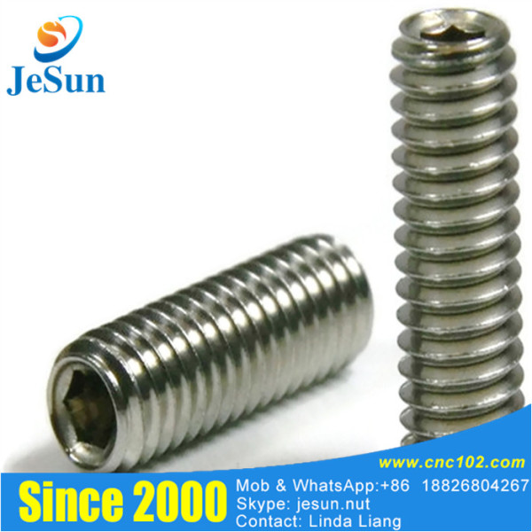 Dog Point Socket Set Screw Made In China