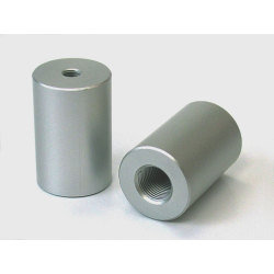 China Supplier Custom Aluminum Round Female Threaded Satandoff,Round Standoff