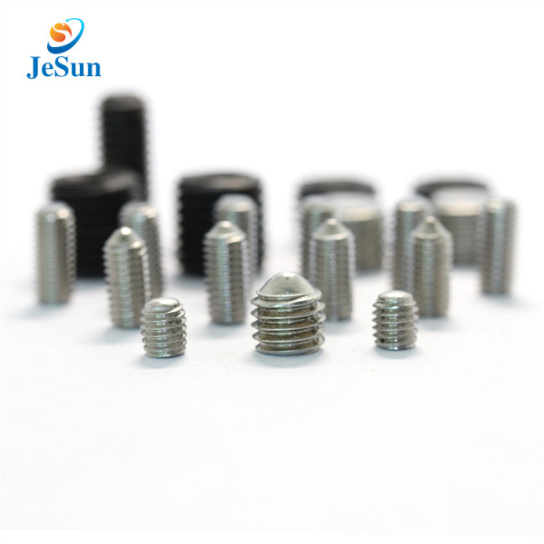 Manufactured in China stainless steel socket set screw