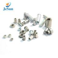 China Supplier Stainless steel Custom Nut Plate Rivet