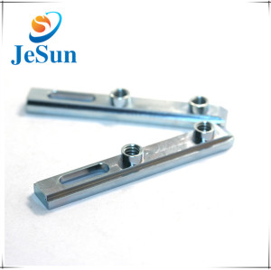 Plated Zinc Special-shaped Cnc Machining Parts
