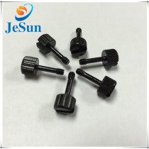 Factory Slot Head Black Nylon Screw