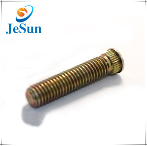 OEM Customized Non-Standard Brass Screw