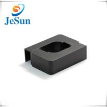 Custom Aluminium Black Anodize CNC Machining Parts
