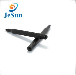 OEM Aluminum Machine Shaft with Black Anodizing