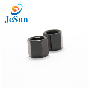 CNC Machining Aluminum Anodized Locking Nuts