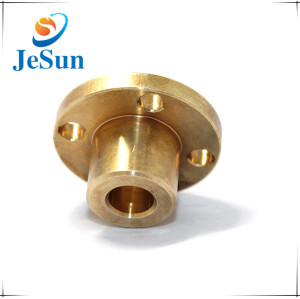 CNC Lathe Machining Parts Brass Machining Parts