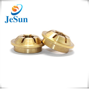 High Precision Cnc Brass Machining Parts