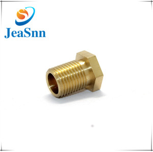 Brass Screws With Hex Head