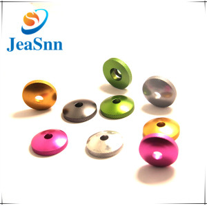 Anodized Colored Aluminum Washers