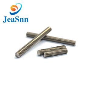 Custom-made Carbon Steel Black Oxide All Full Thread Rods