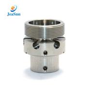 Jiesheng hardware customized stainless steel cnc lathe turning parts