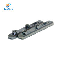 China factory produce carbon steel zinc plated Precision Cnc Milling Parts