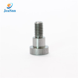 China factory customized stainless steel step screw