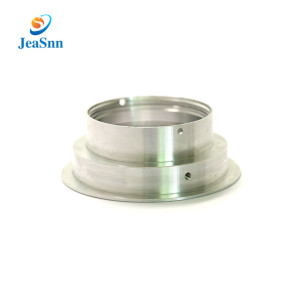 China OEM aluminum 7075 cnc turning parts for downlights LED lighting