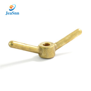 Customize silicone bronze brass inch wing nuts for offshore chemical tanks