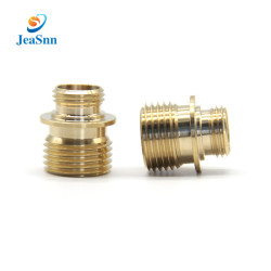 Customized high quality brass cnc turned machined milling parts china