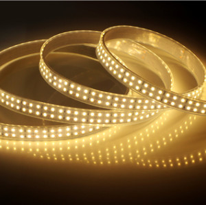 KEBON New Arrival 12V LED Strip Lights Double Row with High Brightness