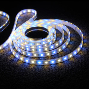 Newest SMD5050 RGB+W 12V LED Strip Lights Best Used for Decoration