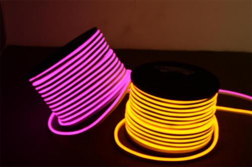 DIY IP68 LED Neon Strip Light AC220V Colors Decoration